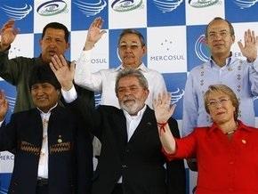 Одной из главных тем саммита стран Латинской Америки стало бросание ботинок