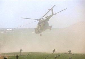 В Румынии разбился  израильский военный вертолет, семь человек погибли