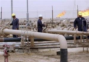 Цены на нефть в США продолжили снижение