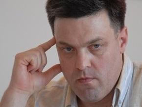 Тягнибок: В Тернопольском облсовете мы покажем пример работы националистов