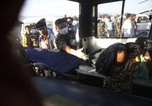 В Непале перевернулся джип с паломниками, погибли 15 человек