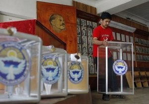 Накануне референдума о доверии власти в Кыргызстане наступил День тишины