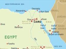 В Египте разбился автобус с украинскими и российскими туристами: есть жертвы