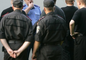 МВД и 5 канал: Мужчина, заявивший об избиении милиционерами, не был журналистом