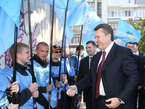Янукович проведет всекрымский митинг в Симферополе