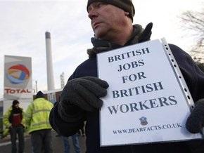 СМИ: Британия намерена ужесточить правила въезда для трудовых мигрантов