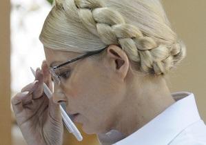 Кузьмин: У Тимошенко была кредитная карточка, с которой она потратила $1 млн на личные нужды