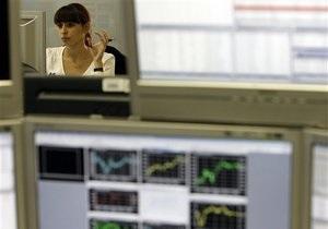 На украинском фондовом рынке наступила коррекция