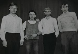 Корреспондент: Вопли, Танцы и Весна. Как создавалась рок-группа Воплі Відоплясова - архив