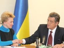 СМИ: Список блока Ющенко возглавят Яценюк и Богатырева