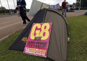 В Лох-Эрне стартовал саммит G8. СМИ окрестили Путина  всеобщим оппонентом