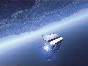 Европейский спутник начал измерять форму Земли