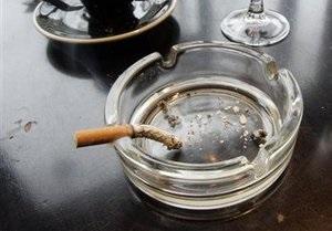 Опрос: 90% украинцев поддерживают запрет курения во всех общественных местах