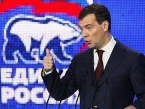 Единая Россия сформулировала партийную идеологию