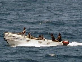 Сомалийские пираты захватили французскую яхту
