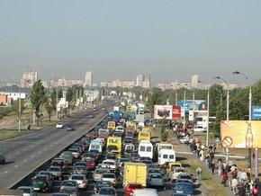 В городах Украины скоростной режим для транспорта будет сохранен на уровне 60 км/час