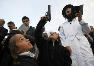 Стало известно о других инцидентах с участием хасидов в Умани