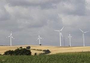 Ветряные электростанции приводят к изменениям локального климата