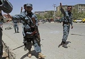 В преддверие международной конференции в Кабуле прогремели четыре мощных взрыва