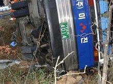 В результате аварии на севере Китая погибли 22 человека
