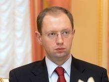 Яценюк назвал условие, при котором отзовет подпись под обращением к НАТО