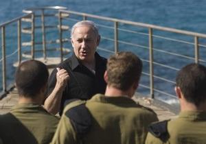 Израильский премьер отметил храбрость коммандос, перехвативших Флотилию свободы