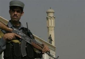 Талибы убили восемь полицейских в Афганистане