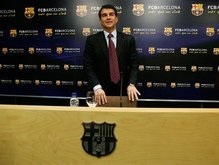 В Барселоне появился еще один новичок
