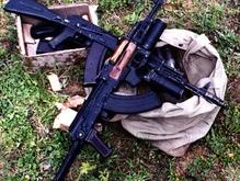 В Киргизии у гражданина США изъят огромный склад оружия