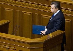 Президент расхвалил работу властей по реформированию экономики