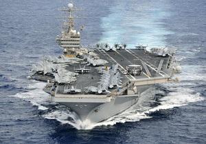 США вернули авианосец в Персидский залив