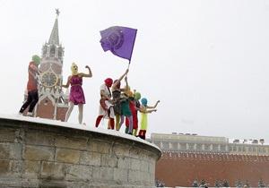 Участницы Pussy Riot вскоре зарегистрируют свой бренд