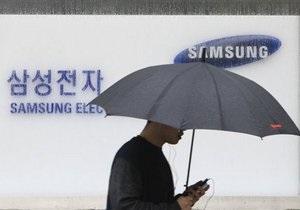 Акции Samsung упали на 6% после проигрыша компании в патентном споре