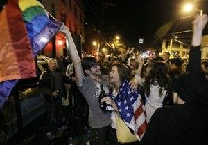 Новости США: Каждый десятый житель столицы США признался в нетрадиционной ориентации