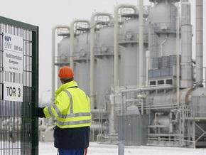 Российский газ начал поступать в Словакию