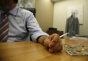 Исследование: Европейские мужчины умирают раньше женщин из-за курения