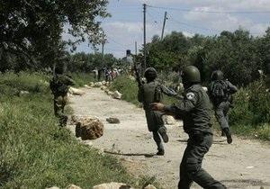 Израильские силовики проводят крупнейшие антитеррористические учения