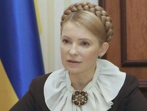 Тимошенко обвиняет Ющенко в попытке ввести чрезвычайное положение