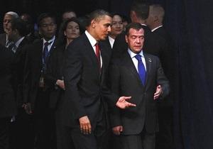 Обама дал старт процессу ратификации договора об СНВ