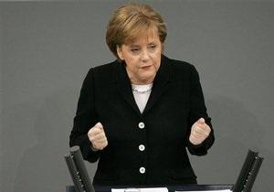 Меркель признала, что попытки построить мультикультурное общество в Германии провалились