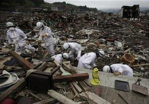 Япония потратит на восстановление после цунами до 107 млрд евро