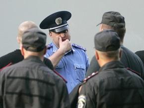 Милиция задержала подозреваемого в ограблении ювелирного магазина в Киеве
