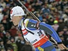 Биатлон: Украинки вторые на чемпионате мира