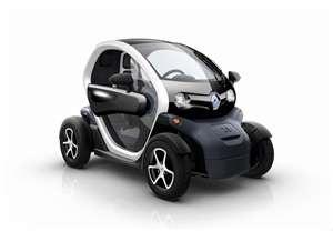 Renault начала продажу электромобиля Twizy за семь тысяч евро