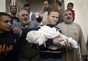 Сын корреспондента BBC был убит палестинской, а не израильской ракетой - ООН