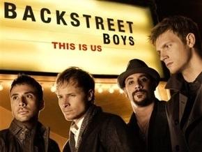 Концерт Backstreet Boys в Киеве перенесен