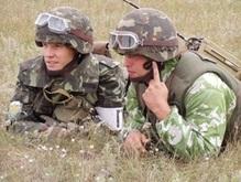 В Одессе торжественно встретили американских военных