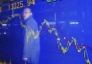 Акции банков дорожают на фоне общего снижения рынка