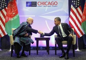 Члены НАТО утвердили передачу военного контроля Кабулу