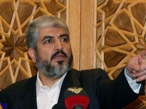 Лидер ХАМАСа назвал действия Израиля в Газе Холокостом